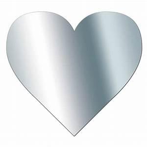 Grand Miroir Adhésif : miroir coeur miroir coeur sur enperdresonlapin ~ Teatrodelosmanantiales.com Idées de Décoration