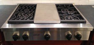 jenn air  ge monogram professional   rangetops pricesreviews
