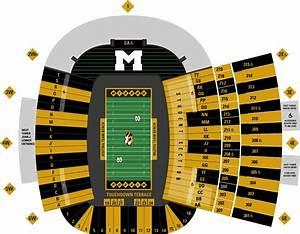 Tiger Stadium Virtual Seating Chart Mizzou Stadium Seating Chart Brokeasshome Com