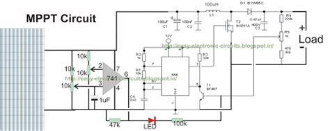 Mppt Solar Circuit Concept Explored Today Energy