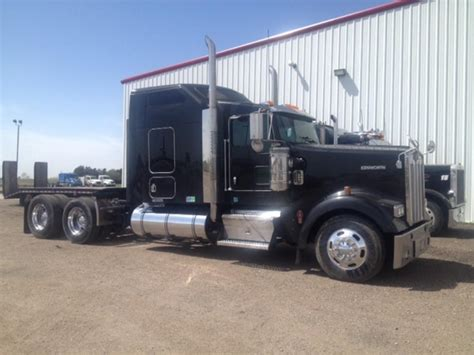 2007 kenworth trucks for sale used 2007 kenworth w900l for sale truck center