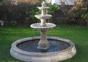 16 spectacular large outdoor water fountains sale kelsey for Large outdoor fountains