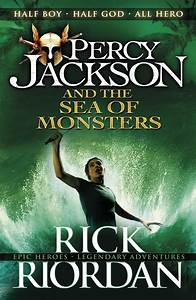 Percy Jackson And The Sea Of Monsters Bk 2 Rick