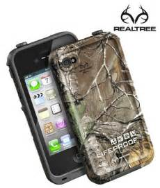 Realtree Camo LifeProof iPhone Cases