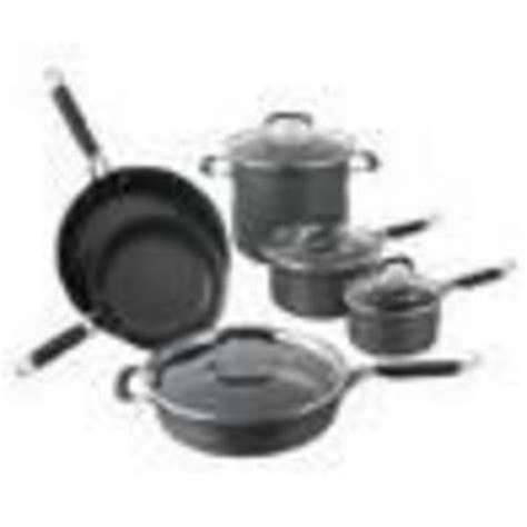Calphalon Kitchen Essentials Non Stick Cookware by Calphalon 8 Kitchen Essentials Anodized