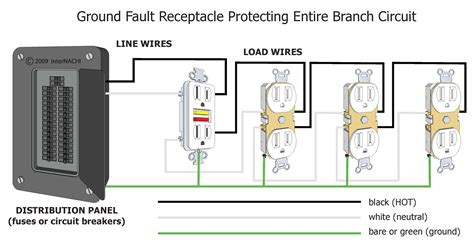 arc fault breaker wiring diagram collection wiring