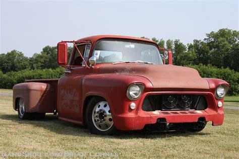 Two Tone Trucks by Bangshift 1957 Chevy 2 Ton Shop Truck
