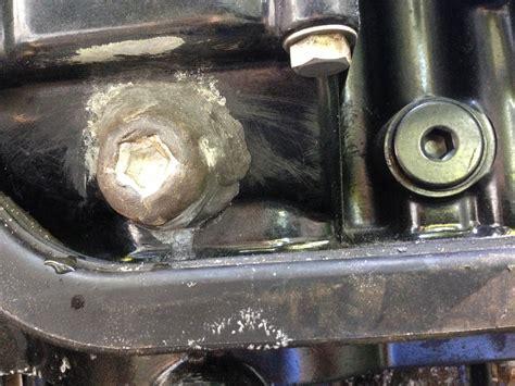 view  repair suzuki df engine holder plug