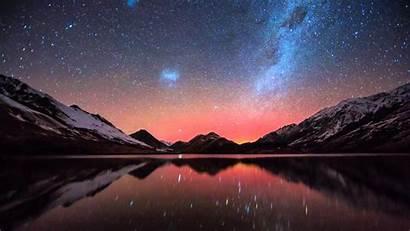 4k Aurora Wallpapers Backgrounds Desktop Way Milky