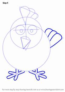 Step By Step How To Draw Hen For Kids