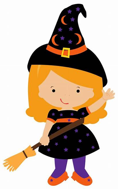 Clipart Witch Witchcraft Halloween Clip Transparent Webstockreview