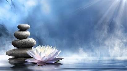 Zen Lotus Meditation Wallpapers Wallpaperaccess Desktop Flower