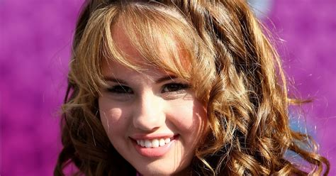 Long Curly Brown Hairstyles For Teen Girl From Debby Ryan