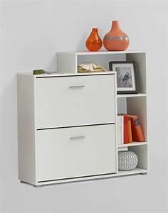 meuble a chaussure penny 99 blanc With porte d entrée alu avec meuble bas de salle de bain blanc