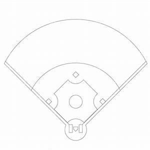 Diagram  Little League Baseball Field Diagram