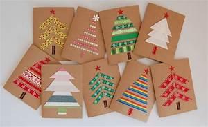 Basteln Mit Stoffresten : selber machen weihnachtskarten basteln basteln ~ Lizthompson.info Haus und Dekorationen