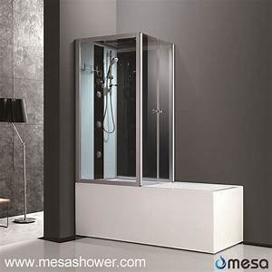 Kina 2017 New Modern Design Akryl Glass Corner Tub Dusj