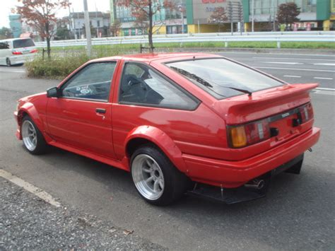 Toyota Corolla Ae86 For Sale by 1985 Year Toyota Corolla Levin Ae86 For Sale Car On