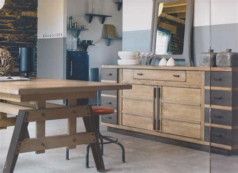 meuble de cuisine style industriel factory salle à manger 39 style usine 39 39 atelier 39 région
