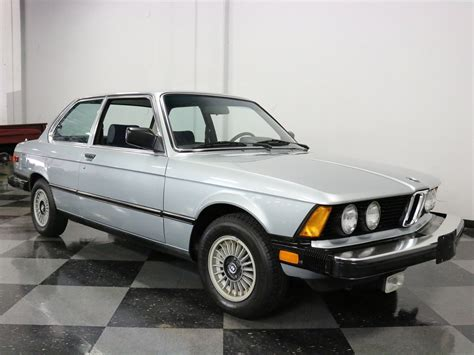 Bmw 320i For Sale by 1983 Bmw 320i E21 For Sale 67639 Mcg