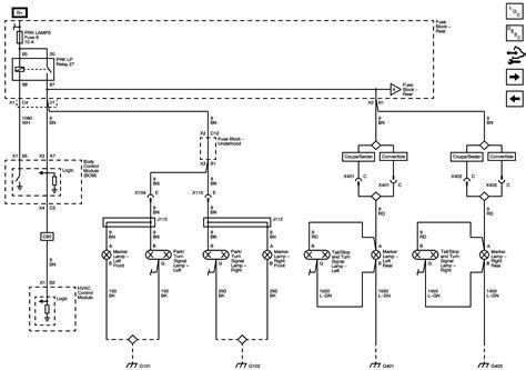 2009 Pontiac G6 Headlight Wiring Diagram by Pontiac G6 Gt Wiring Diagram Wiring Diagram
