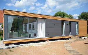 Container Anbau An Haus : cubig singlehaus modulhaus pure housing pinterest container h user container und minihaus ~ Indierocktalk.com Haus und Dekorationen