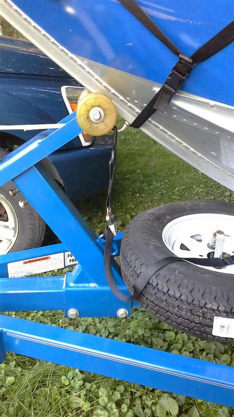 Boat Trailer Straps by Safety On My Boat Trailer