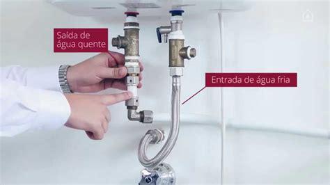 ariston shape water heater installation guide youtube
