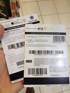 Code Secret Carte Auchan : cartes cadeaux de marques chez auchan le blog des cartes cadeaux ~ Medecine-chirurgie-esthetiques.com Avis de Voitures