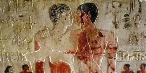 The Many Faces of Homosexuality in Ancient Egypt - Raseef22