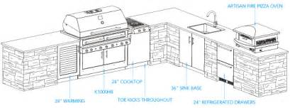 outdoor kitchen floor plans 301 moved permanently