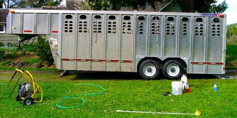 Cleaning Aluminum Boat Trailers by Britekleen Solutions Innovative Products For Cleaning