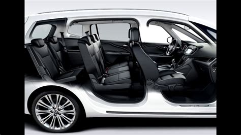 Opel Zafira Interior by 2017 New Zafira Interior Slideshow