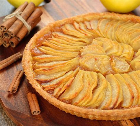 tarte aux pommes pause gourmande