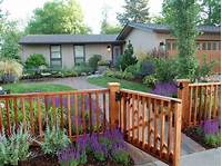 front yard fence ideas 25+ best ideas about Yard Fencing on Pinterest | Front yard fence ideas, Wire fence and Fencing