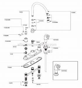 Moen Kitchen Sink Faucet