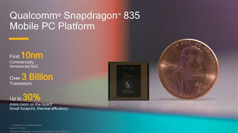 qualcomm announces oems for windows 10 on snapdragon 835