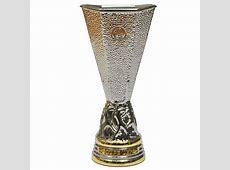 UEFA Europa League Trophy Replica 80 mm