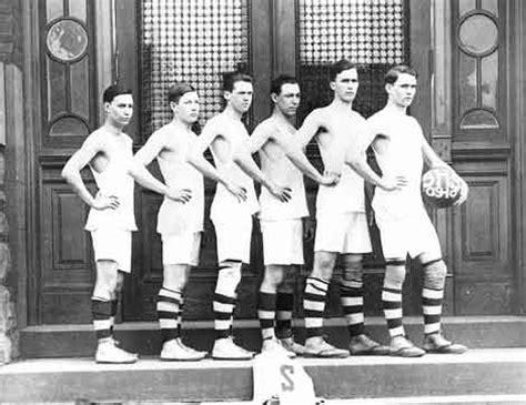 basketball history team  page