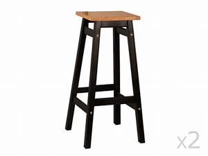 Tabouret 70 Cm : tabouret et chaise de bar optez pour le design prix r duit ~ Teatrodelosmanantiales.com Idées de Décoration