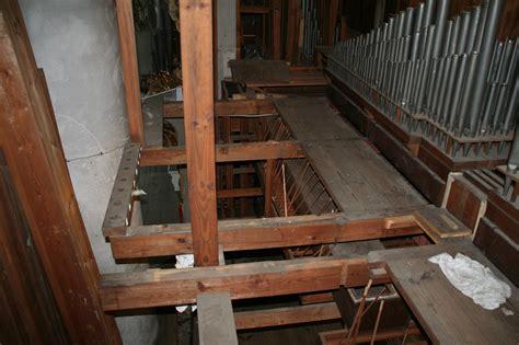 Sv.Trīsvienības katedrālē norit ērģeļu restaurācijas darbi ...
