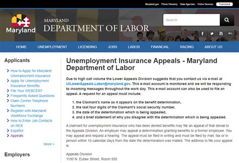 Get health insurance that meets your needs. Unemployment Appeals Lawyer Maryland - Luchansky Law