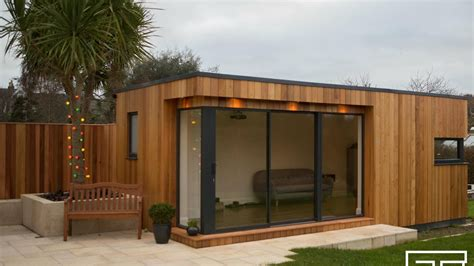 garden rooms  ireland architechturally designed youtube