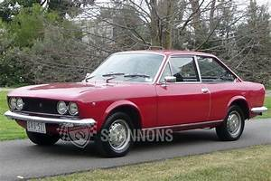 Sold: Fiat 124 BC Sport Coupe Auctions Lot 1 Shannons