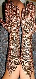Bridal Henna Dulhan Mehndi Designs 2016 2017 for Hands ...