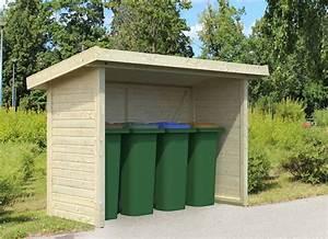 Unterstand Für Mülltonnen : ein gartenhaus f r m lltonnen der optimale unterstand ~ Lizthompson.info Haus und Dekorationen