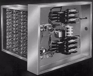 Warren Technology Cbk Custom Built Electric Duct Heaters