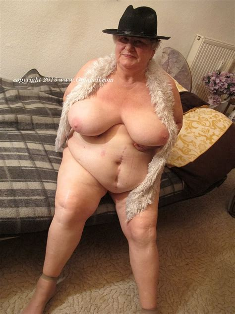 Granny Pics Daily Free Gallery Busty Naked Old Woman