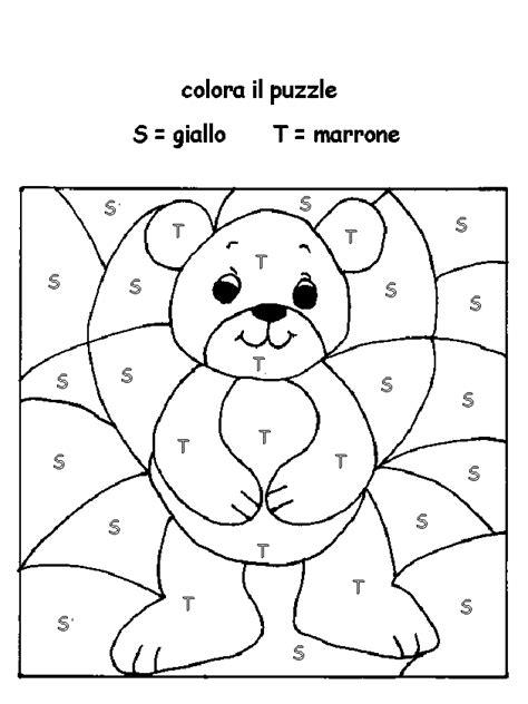 disegni da colorare con i numeri per bambini puzzle con lettere disegni da colorare bambini