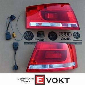 B6 To B7 Cabriolet Rear Lamp Upgrade Instructions